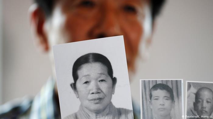 Südkorea - Ausgewählte Familien warten darauf mit ihren Verwandten wieder vereint zu werden (Reuters/K. Hong-Ji)