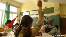 Symbolbild Klassenraum Schule