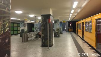 Hermannstrasse station