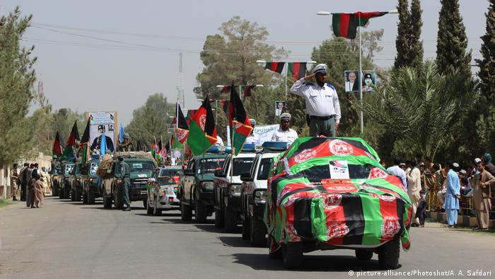 Afghanistan Unabhängigkeitsfeierlichkeiten (picture-alliance/Photoshot/A. A. Safdari)