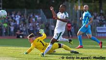 BSC Hastedt v Borussia Moenchengladbach - DFB Cup (Getty Images/C. Mueller)
