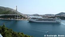 Kreuzfahrtschiff Kroatien