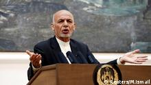 Afghanistan, Präsident, Ashraf Ghani in Kabul (Reuters/M.Ismail)
