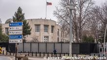 The United States Embassy in Ankara (picture-alliance/NurPhoto/D. Cupolo)
