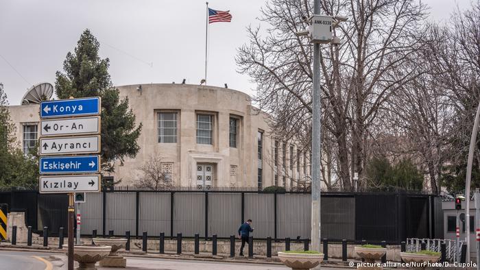 Türkei US-Botschaft in Ankara