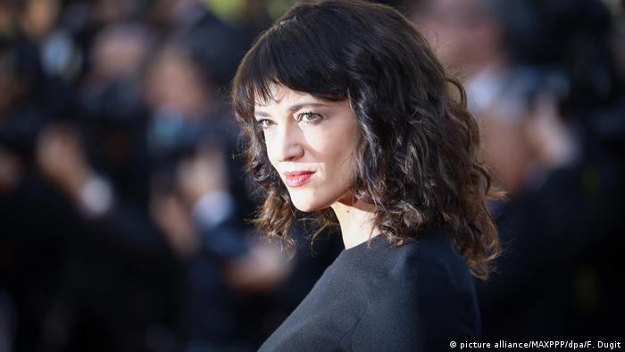 Asia Argento (picture alliance/MAXPPP/dpa/F. Dugit)