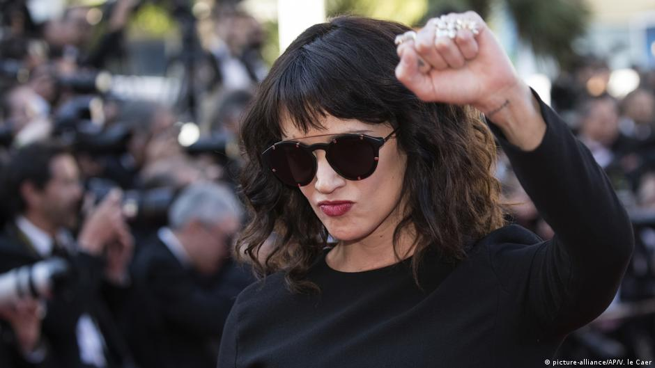 Filmfestival Cannes 2018 - Asia Argento