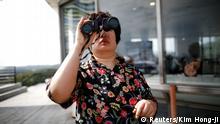Familienzusammenführungen Nord- und Südkorea