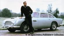 Filmstill Goldfinger