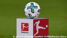 Fussball 1.Bundesliga Saison 17/18 - FC Bayern Muenchen vs Hannover 96