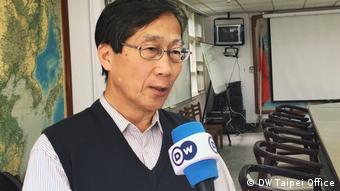 Taiwan National Chengchi University - Professor Ding Shu-Fan (DW Taipei Office)