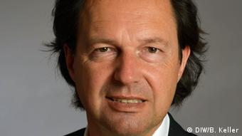 O Αλέξανδρoς Κρητικός, διευθυντής ερευνών του Γερμανικού Ινστιτούτου Οικονομικών Ερευνών (DIW)