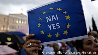 Χώρες όπως η Ελλάδα, η Κύπρος, η Πορτογαλία, η Ιρλανδία ζήτησαν οικονομική βοήθεια καταβάλλοντας βαρύ τίμημα