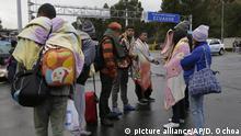 Venezuela Krise Immigration - Grenze zu Ecuador
