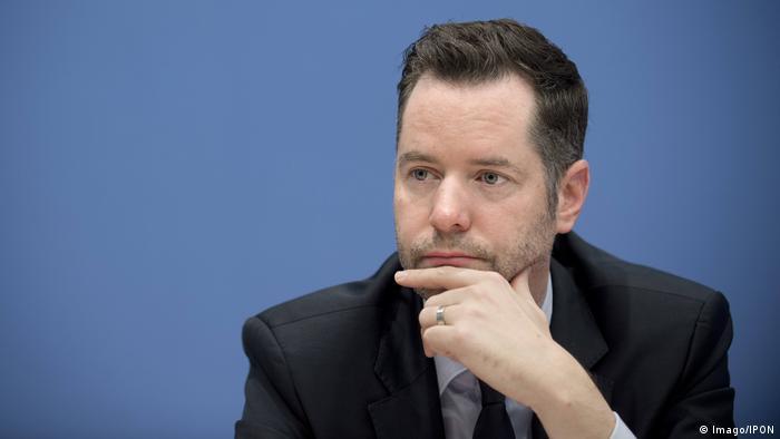 Christian Dürr, Vorsitzender der FDP-Fraktion