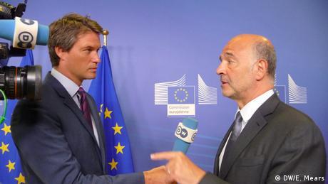 """Μοσκοβισί: """"Νέο κεφάλαιο"""" για την Ελλάδα"""