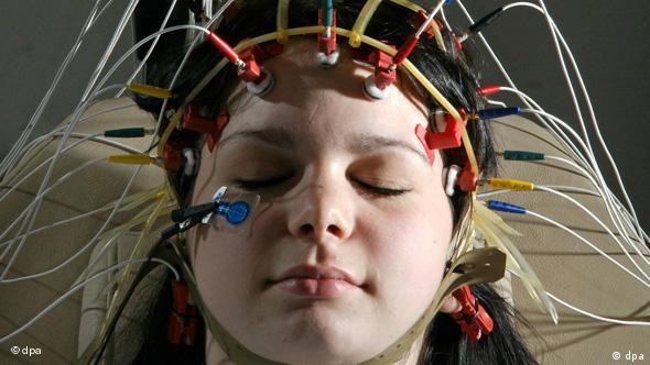 Elektroenzephalogramms EEG