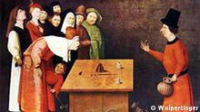 Der Gaukler, Gemälde von Hieronymus Bosch Autor: wolpertinger 11:31, 16. Apr 2005