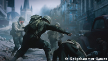 Screenshot Videospiel Call of Duty WWII
