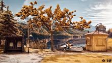 Screenshot Videospiel Trüberbrook