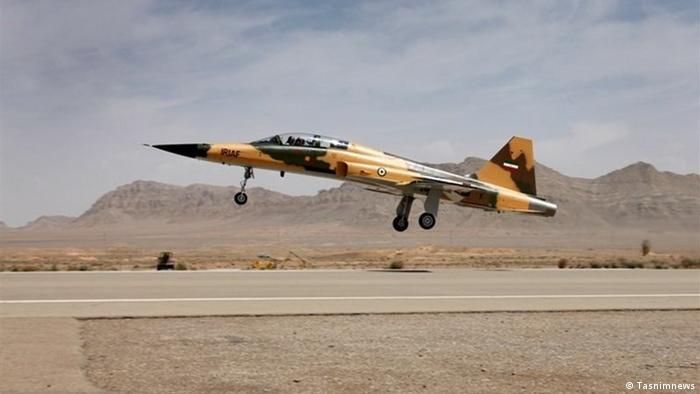 Iran Kampfflugzeug Kowsar