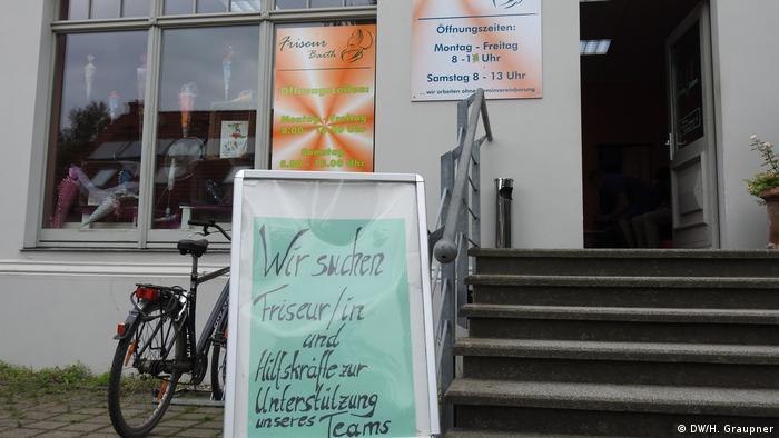Frizerski salon Barth u Petershagenu traži osoblje