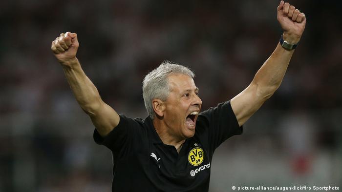 DFB-Pokal SpVgg Greuther Fürth - BVB Borussia Dortmund