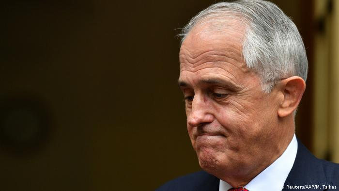 Australien Malcolm Turnbull (Reuters/AAP/M. Tsikas)