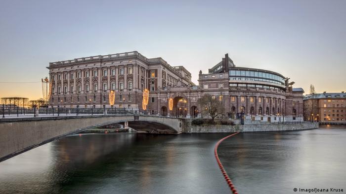 Parlamentsgebäude Schweden