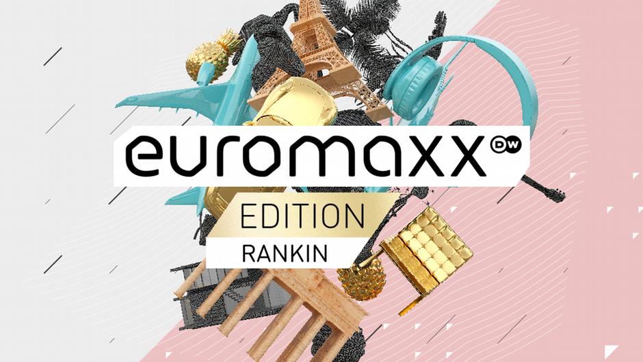 Euromaxx Edition - Star photographer Rankin