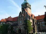 Дрезденский технический университет, главный корпус