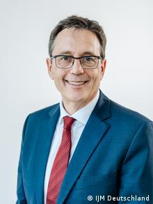 Dietmar Roller (IJM Deutschland)