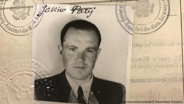 Колишній наглядач нацистського табору Яків Палій помер у ФРН