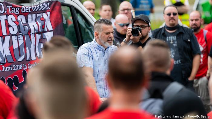 Deutschland Thorsten Heise | Nazi-Aufmarsch in Goslar