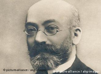 Ludwik Zamenhof concebeu o esperanto no século 19