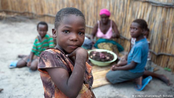 Caprivi é uma das regiões mais pobres da Namíbia