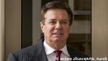 USA - Ermittlungen zur Russland-Affäre - Paul Manafort