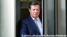 USA - Ermittlungen zur Russland-Affäre - Paul Manafort (picture alliance/AP/P. Martinez Monsivais)
