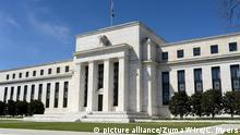 April 9, 2017 - Washington, DC, USA - 20170409: The Federal Reserve building in Washington, D.C |