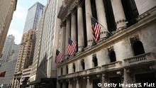 USA Finanzkurs - Wall Street in New York