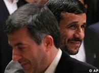 محمود احمدینژاد و اسنفدیار رحیممشایی