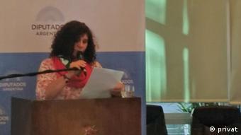 Dra. Viviana Mazur, del equipo de Coordinación de Salud Sexual, sida e Infecciones de Transmisión Sexual de la Ciudad de Buenos Aires.
