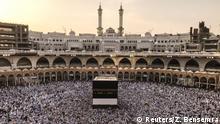 Saudi-Arabien Hadsch in Mekka