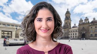 DW Fuerza Latina Moderatorin Yoani Sanchez (Teaser für Moderatorenbio)