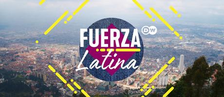 DW Fuerza Latina Sendungslogo