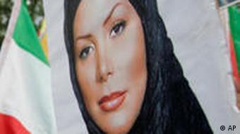 Poster von Neda (Foto: AP)