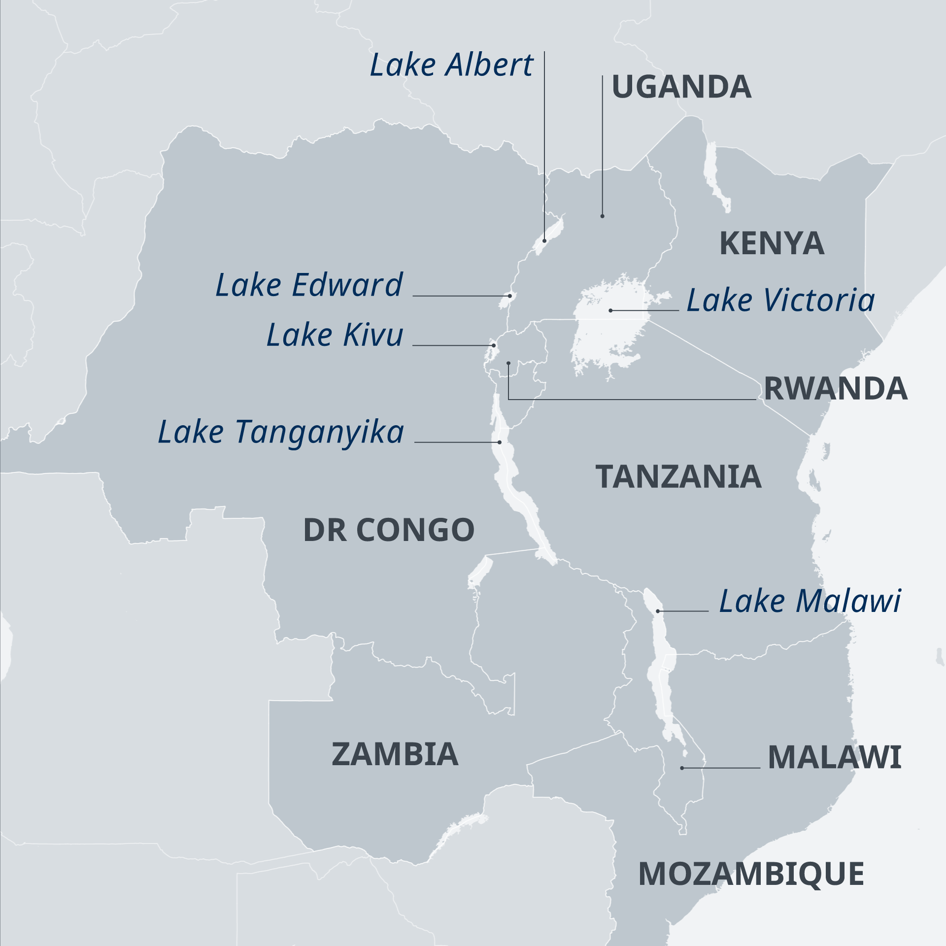 Lake Malawi Map Africa.Contested Waters Conflict On Africa S Great Lakes Africa