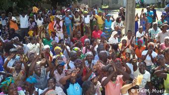 RENAMO Unterstützer in Quelimane