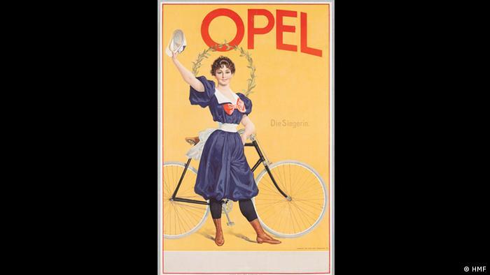 Реклама 1898 г.