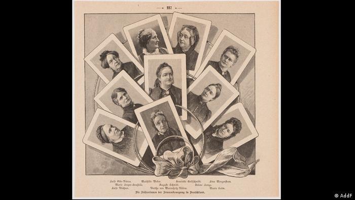 Ausstellung Damenwahl! 100 Jahre Frauenwahlrecht